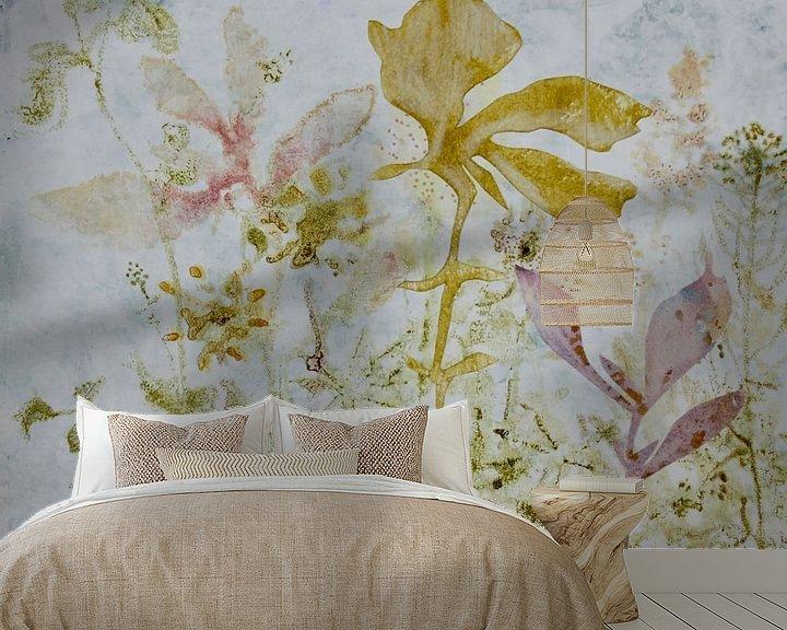 Sfeerimpressie behang: The secret garden van RAR Kramer