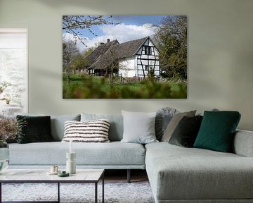 Fachwerk-Bauernhaus in Südlimburg von Koolspix