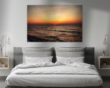 Ein Abend am Meer von Tobias Schulz
