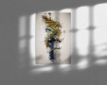 Der Drache von Den Bosch von John van den Heuvel
