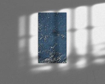 Wasser - Abstrakte Kunst - Malerei von Schildersatelier van der Ven