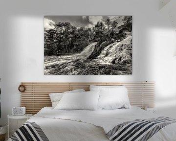 Wasserfälle von Coo von Rob Boon