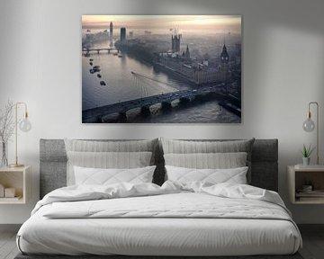 Londen View van Jesse Kraal