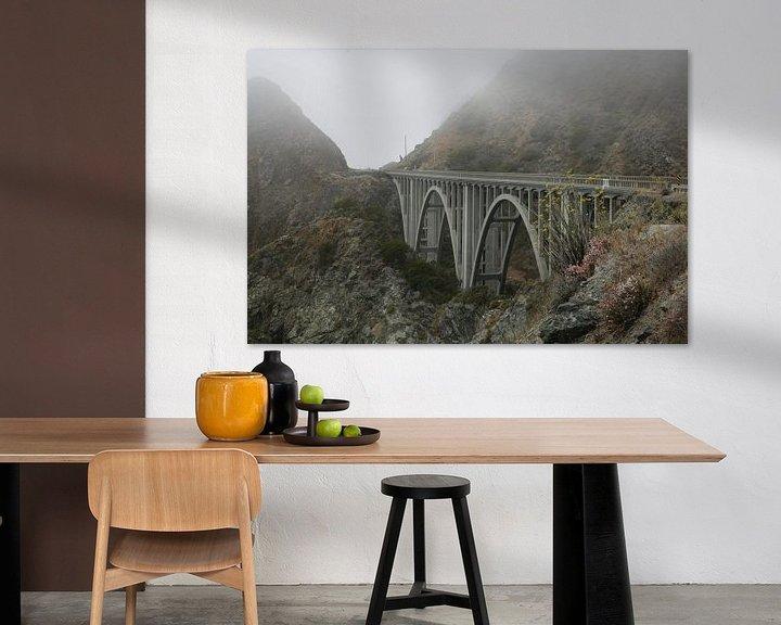 Beispiel: Mystische Brücke von Suzana Luttermann