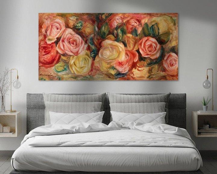 Beispiel: Rosen von Renoir von Rudy & Gisela Schlechter