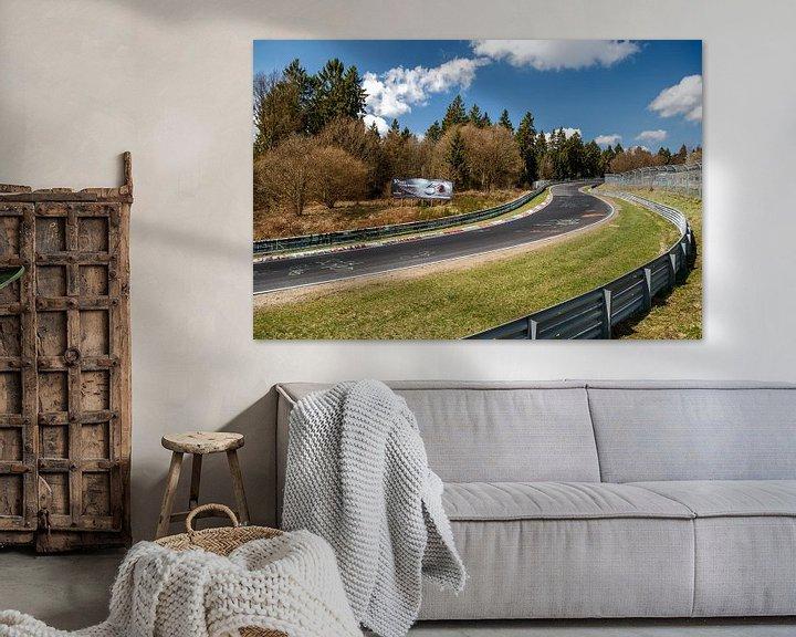 Sfeerimpressie: Nordschleife circuit van RH Fotografie