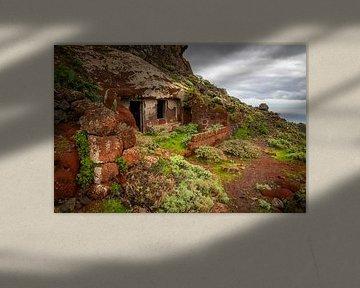 Hoog op Tenerife van Lukas Fiebiger
