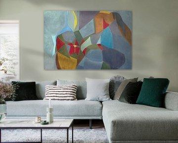 Abstrakte Malerei: Das Wunder von Paul