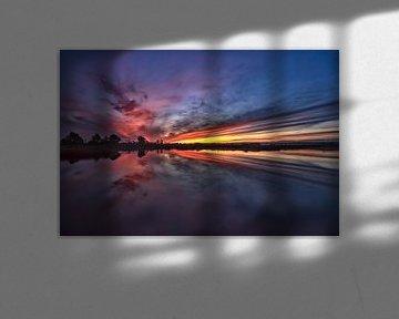 Landschaft mit Farben von Fotografiemg