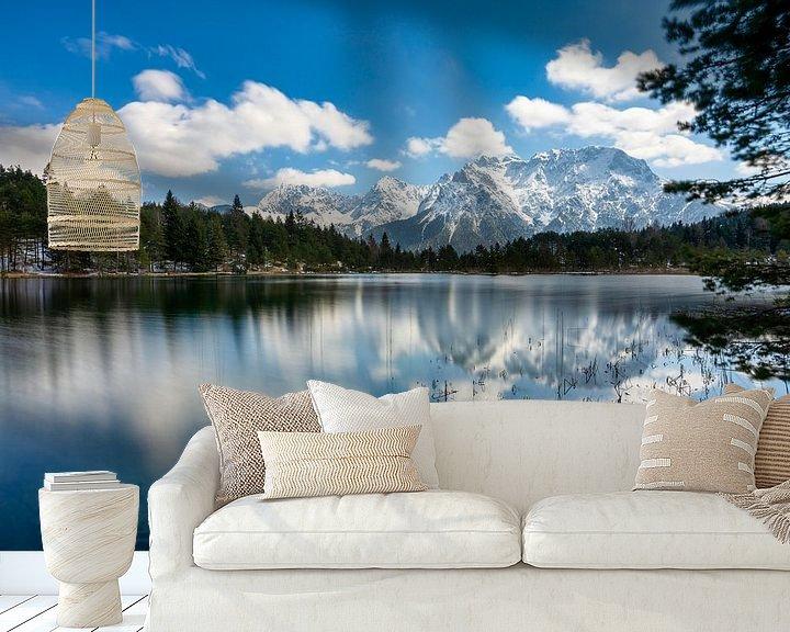 Beispiel fototapete: Luttensee von Einhorn Fotografie