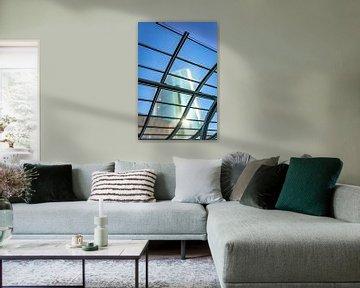 Skyline von Rotterdam von Jack Donker