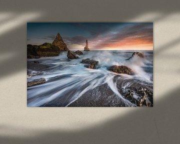 Vulkanische kust van FineArt Prints | Zwerger-Schoner |