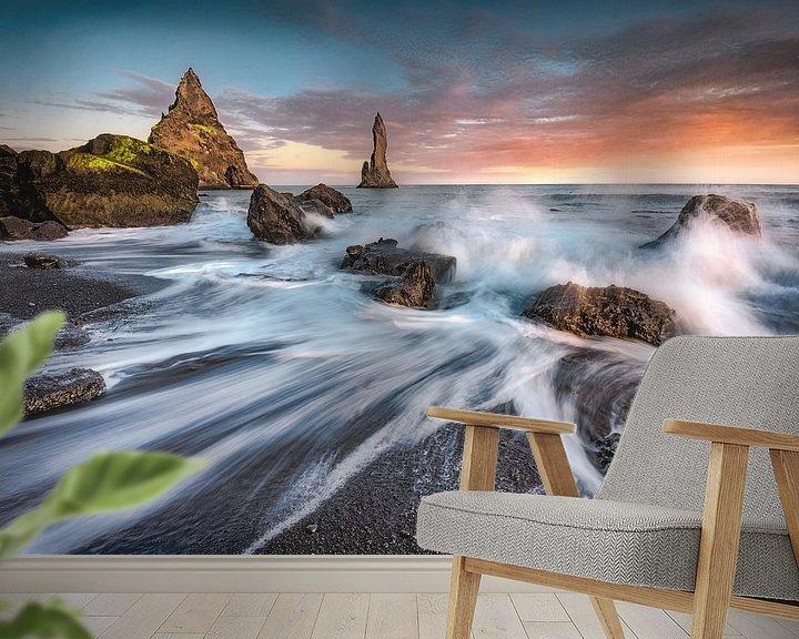 Beispiel fototapete: Volcanic Coast von FineArt Prints | Zwerger-Schoner |