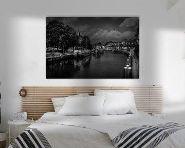 Stadsgracht, Zwolle von Jens Korte