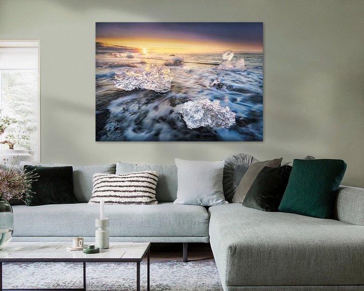Beispiel: Iceland Coast von FineArt Prints   Zwerger-Schoner  