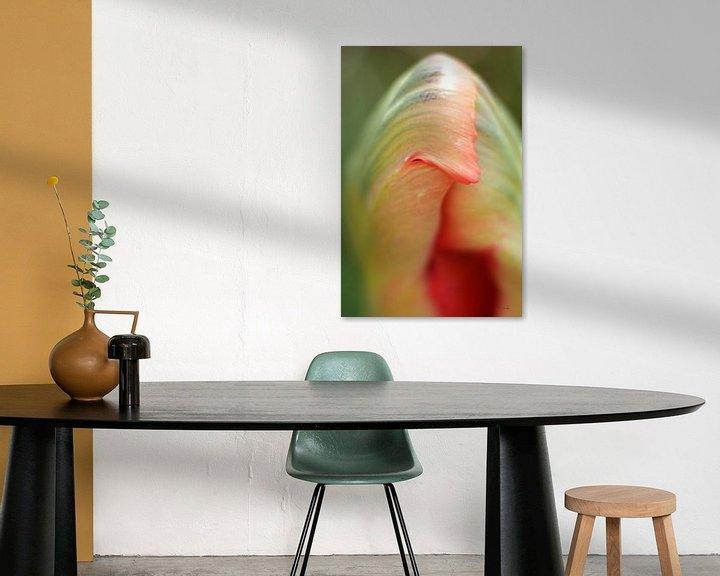 Sfeerimpressie: Tulp van Erik Reijnders