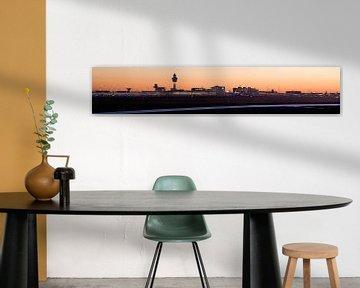 Schiphol panorama von Stephan Van Reisen