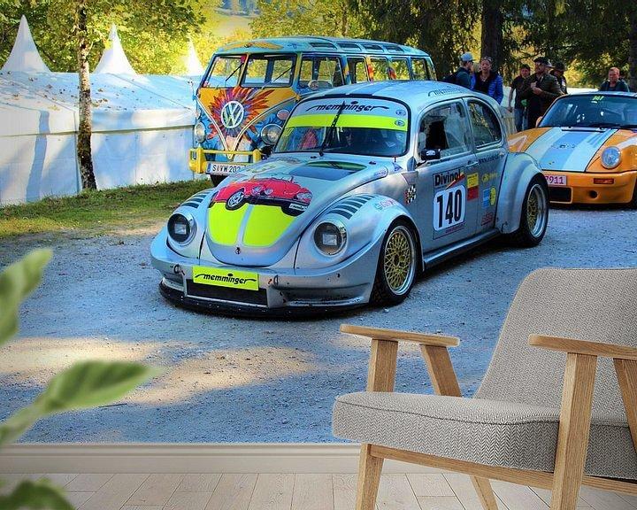 Sfeerimpressie behang: VW Kever van Marvin Taschik