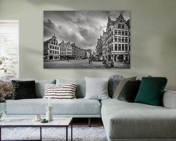 Historisches Zentrum Antwerpen von Rob Boon