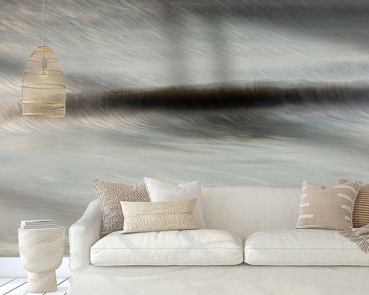 Beispiel fototapete: Wellen im Sonnenlicht von Rene  den Engelsman