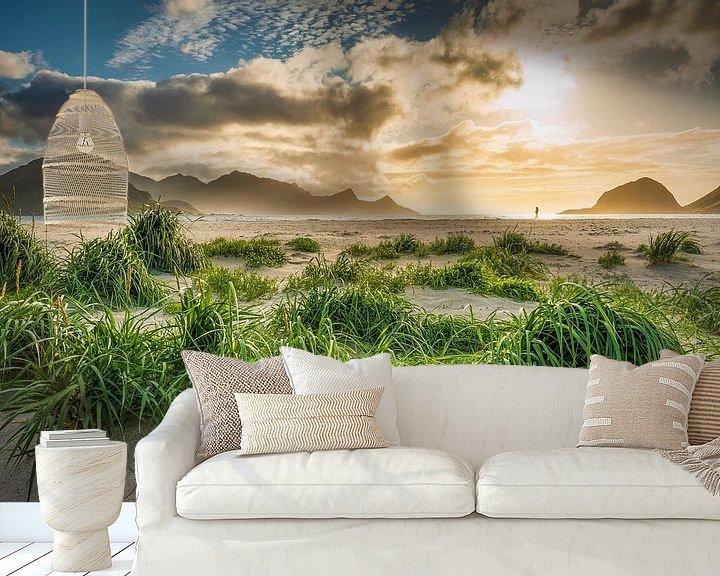 Beispiel fototapete: Strand von FineArt Prints | Zwerger-Schoner |