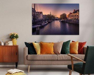 Le Delfshaven historique, Rotterdam