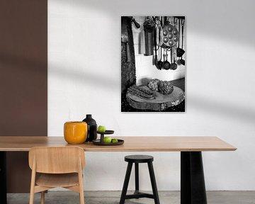 Keuken klassiek van Pieter Veninga