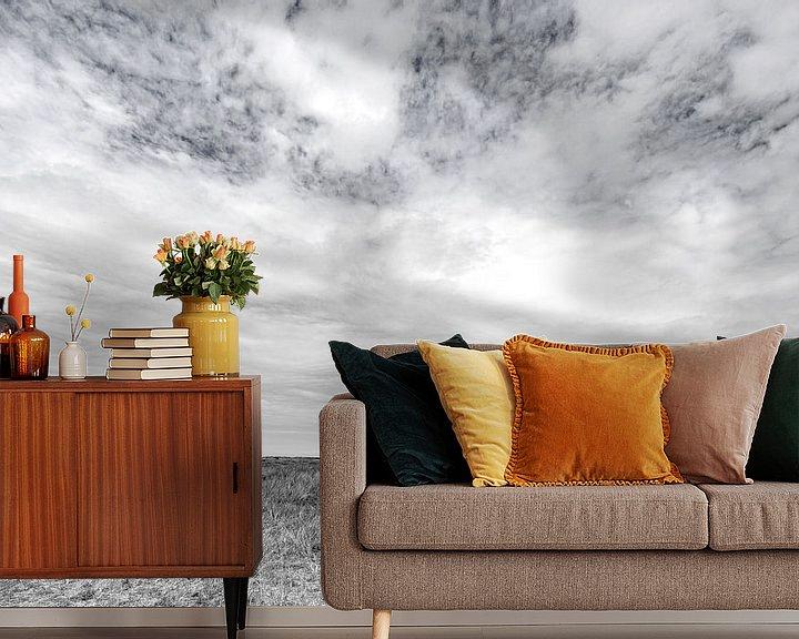 Sfeerimpressie behang: Ameland vuurtoren van Teuni's Dreams of Reality