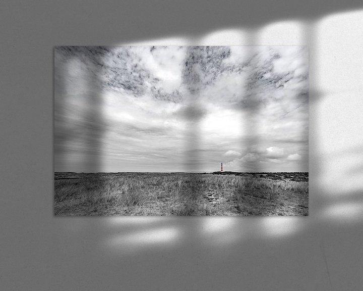 Sfeerimpressie: Ameland vuurtoren van Teuni's Dreams of Reality