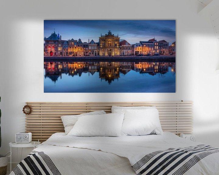 Sfeerimpressie: Haarlem van Photo Wall Decoration