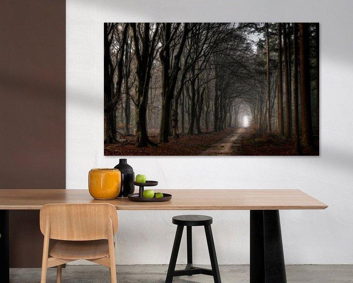 Sfeerimpressie: Licht aan het eind van de tunnel van Jan Paul Kraaij