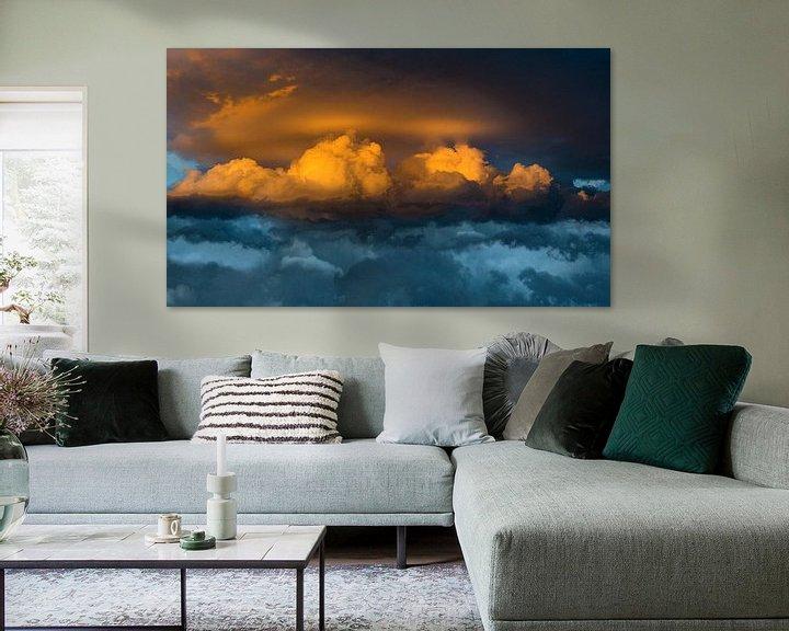 Sfeerimpressie: 0905 Thunderstorm van Adrien Hendrickx