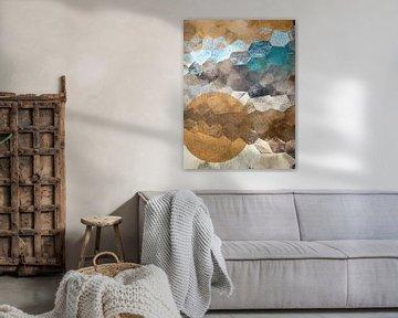 Sand & Sea van Jacky Gerritsen
