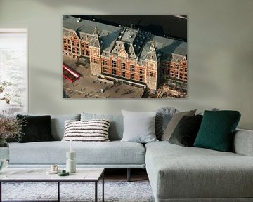 Centraal Station von Wouter Sikkema