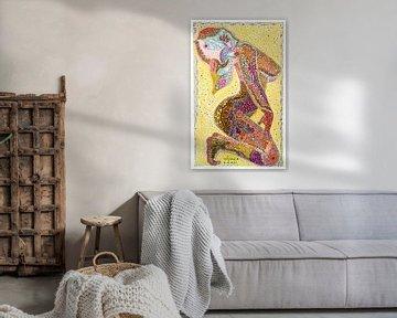 Lady Unveiled von Mohamed Hamida