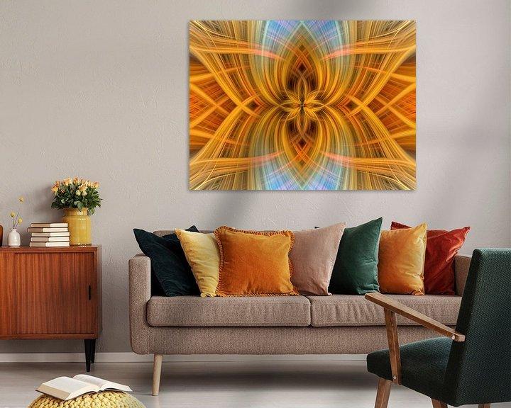 Sfeerimpressie: Lotus 8 van Jan van Reij