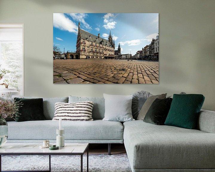 Sfeerimpressie: Oude Stadhuis Gouda van Brian Morgan