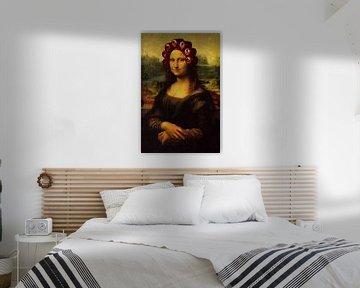 Mona Lisa. Special edition Red van Rudy & Gisela Schlechter