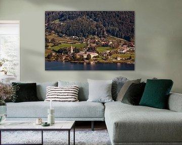 Ossiacher See van Rob Boon