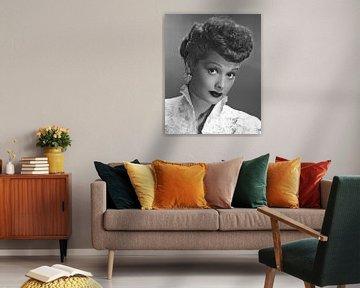 Lucille Ball von Brian Morgan