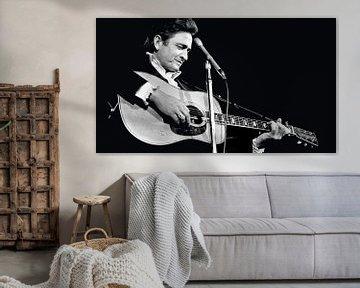 Johnny Cash van Brian Morgan