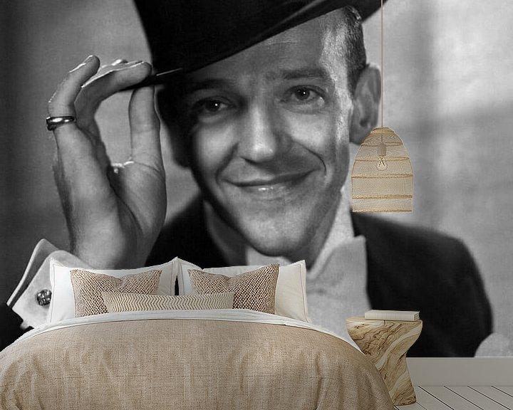 Beispiel fototapete: Fred Astaire von Brian Morgan