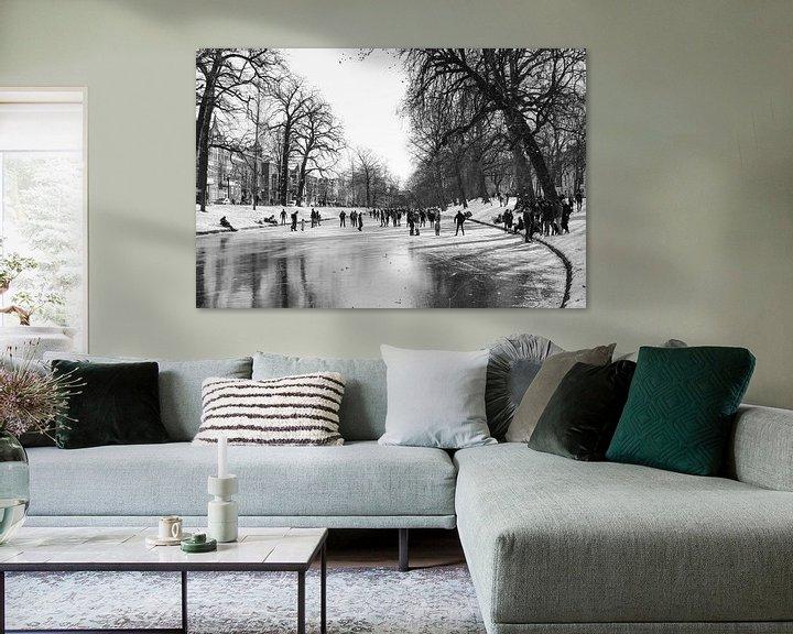 Beispiel: Winter in Utrecht 2021 von laura van klooster