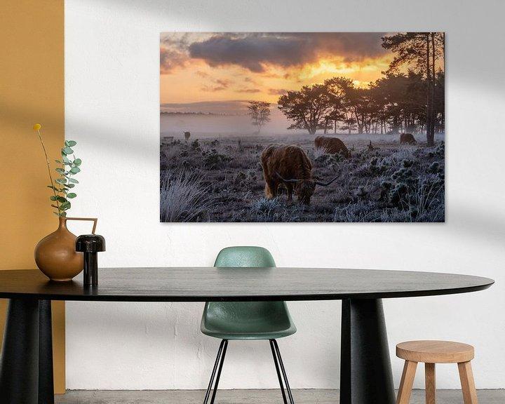 Sfeerimpressie: Vuur en IJs van Koen Boelrijk Photography