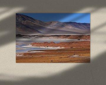 Aguas Calientes van Antwan Janssen