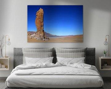 Surrealistisch landschap van Antwan Janssen