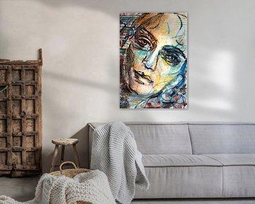 Meerjungfrau von ART Eva Maria