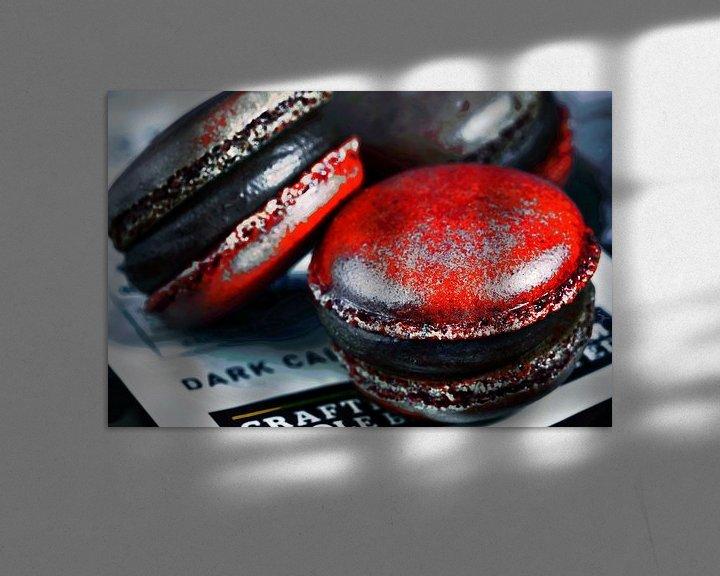 Beispiel: Macarons von Frank Dotulong