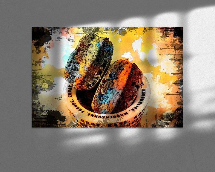 Sfeerimpressie: Macarons van Frank Dotulong