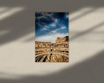 Colisée de Rome sur Yvonne Smits